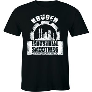 Kruger Industrial Smoothing We Don't Care T-shirt